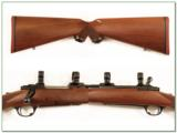 Ruger Model 77 International hard to find 243 Red Pad as new - 2 of 4