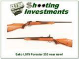 Sako L579 Forester 243 Winchester Exc Cond! - 1 of 3