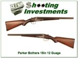 Parker Brothers 12 Gauge 18in Stagecoach gun! - 1 of 4