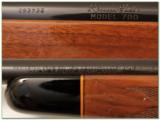 Remington 700 BDL early Pressed Checkering Metal Butt 243 Win - 4 of 4