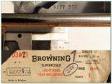 Browning Superposed Lightning Trap 12 Gauge NIB Perfect! - 4 of 4