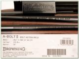 Browning A-bolt II Medallion 270 NIB - 4 of 4