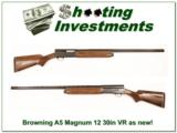 BROWNING A5 12 MAGNUM 30IN VR JAPAN NEAR NEW! - 1 of 4