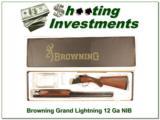 Citori Gran Lightning 12 Gauge 28in NIB! - 1 of 4