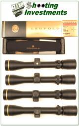 Leupold VX-III 2.5-8 Gloss NIB - 1 of 1