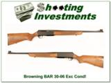 Browning BAR 30-06 Exc Cond Blond Wood! - 1 of 4
