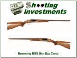 Browning BSS 20 Gauge 26in barrels - 1 of 4