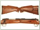 Remington 700 Laminated stock 30-06