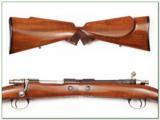 Browning Safari Grade 59 Belgium Mauser 243 Collector 3 digit! - 2 of 4