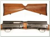 Browning VERY EARLY 105 A5 16 Gauge restored- 2 of 4