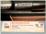 Winchester Model 70 Vintage 222 Remington NIB! - 4 of 4