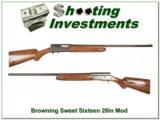 Browning A5 Sweet Sixteen 1956 Belgium - 1 of 4