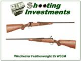 Winchester Model 70 Featherweight New Haven 25 WSSM! - 1 of 4