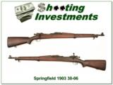 Springfield Armory Model 1903 made in 1930 - 1 of 4