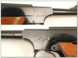 Colt Woodsman 3rd Series Sport 4.5in in box MINT! - 4 of 4