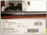 Browning Citori White Lightning 410 28in factory new! - 4 of 4