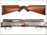 Browning A5 1934 pre-War 16 Gauge 2 barrel set! - 2 of 4