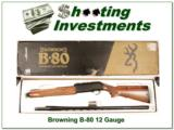 Browning B-80 12 Gauge Invector in the box - 1 of 4