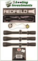 Redfield Tracker 3-9 x 40 scope near new