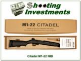 Legacy Sports Citadel M1-22 unfired in box!
