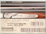 Browning Superposed 20 Gauge Pigeon Grade NIB!- 4 of 4