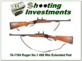 Ruger No. 1 Tropical in 458 Win Mag!