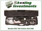 Beretta ARX-160 ARX 160 22 LR Semi Auto Rifle NIB