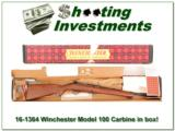 Winchester Model 100 Carbine IN BOX 2 MAGS!