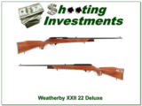 Weatherby XXII 22 Auto excellent condition!