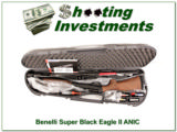 Benelli Super Black Eagle II 12GA Walnut ANIC