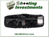 H&K HK 762 A1 308 Win Mint with optics!