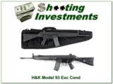 H&K HK 93 .223 Excellent Condition!