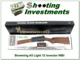 Browning A5 Light 12 NIB Unfired Unassmbled PERFECT!