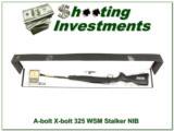 Browning X-Bolt Stalker 325 WSM ANIB!