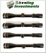 Leupold Vari-X III 3.5-10 40mm AO gloss Exc Cond
