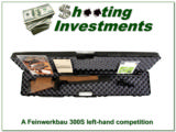 Feinwerkbau 300S Match ***** LEFT