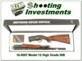 Browning Model 12 High Grade 5 20 XXX NIB