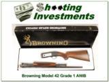 Browning Model 42 410 NIB Box!