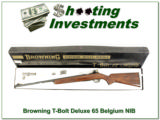 Browning T-Bolt Deluxe 1965 Belgium NIB!