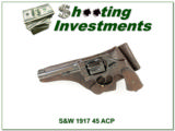 Smith & Wesson Model 1917 in 45 ACP