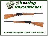 Browning BAR Grade II 270 69 Belgium!