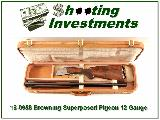 Browning 1961 Superposed Pigeon Grade 12 Gauge ANIC