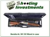 Beretta AL 391 Teknys Gold Custom Shop 12 Gauge 30in XX Wood!