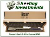 Nosler M48 Liberty 6.5-284 Norma!