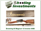Browning A5 Magnum 12 Invector ANIB