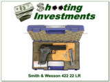 Smith & Wesson Model 422 harder to find 4in
