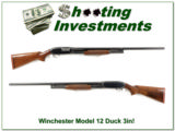 Winchester Model 12 3in Duck made in 1957