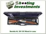 Beretta AL 391 Teknys Gold Custom Shop 12 Gauge 30in XX Wood!