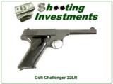 Colt Challenger 5in 1951 22LR