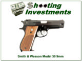 Smith & Wesson Model 39-2 9mm